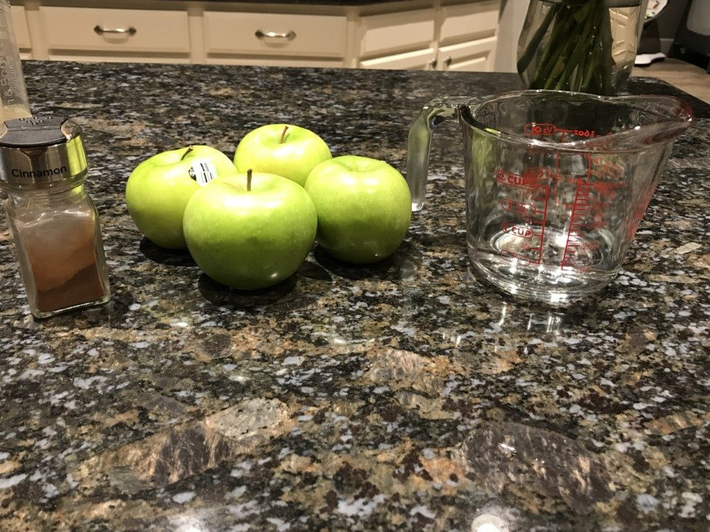 apple skillet