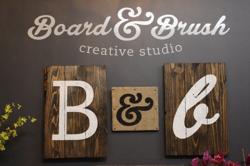 board and brush scottsdale