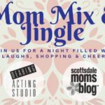 Holiday Mom Mix & Jingle {A Night Out!}