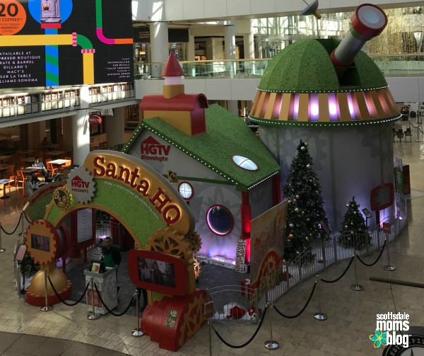 Santa headquarters