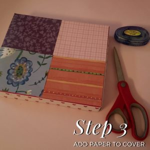 Add Paper to Cover