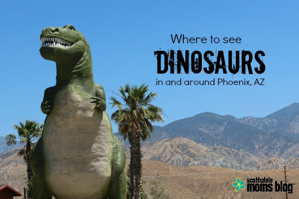 dinosaurs in Phoenix