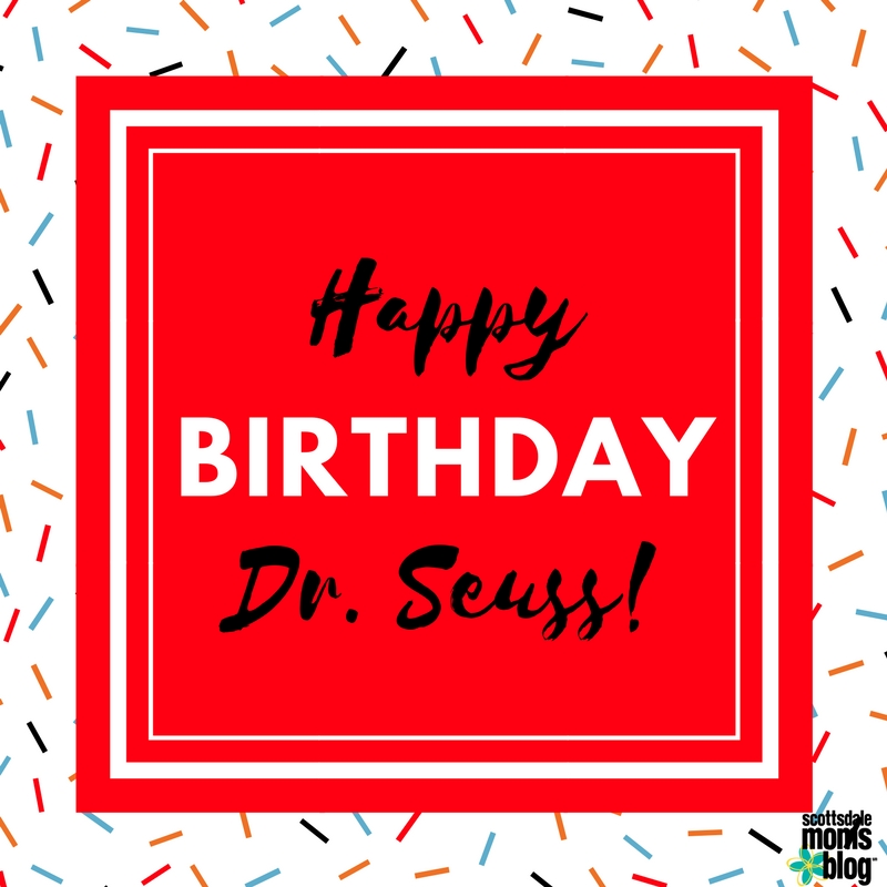 Happy Birthday Dr Seuss A Cat In The Hat Celebration
