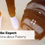 Expert Series {Answers from Rites of Passage– all things puberty}