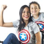 Momma, find your Wonder Woman Mentality and Mantra