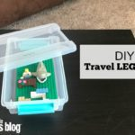 Road Trip Boredom Killer: DIY Travel LEGO Box