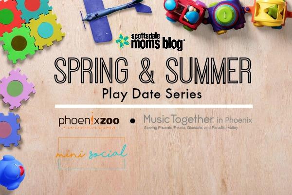 summer play date