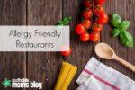allergy restaurants