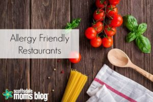 allergy restaurants