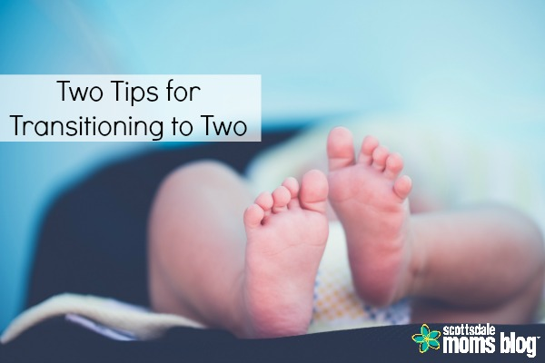 transition to two children
