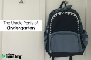 perils of kindergarten