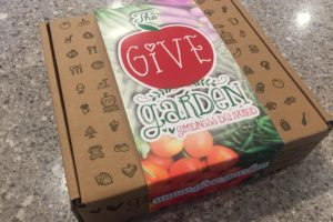 The GiveGarden - A brilliant fundraising option