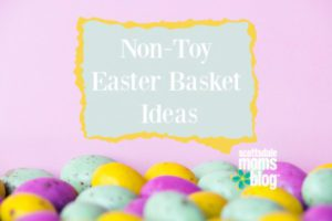 non-toy easter basket ideas