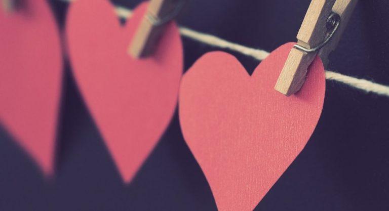 Love Notes: Valentine's Day Door Affirmations