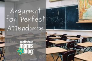 argument for perfect attendance
