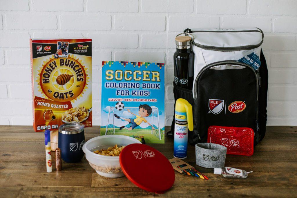 soccer mom survival kit