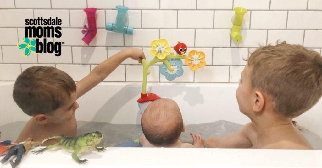 splash in your bath