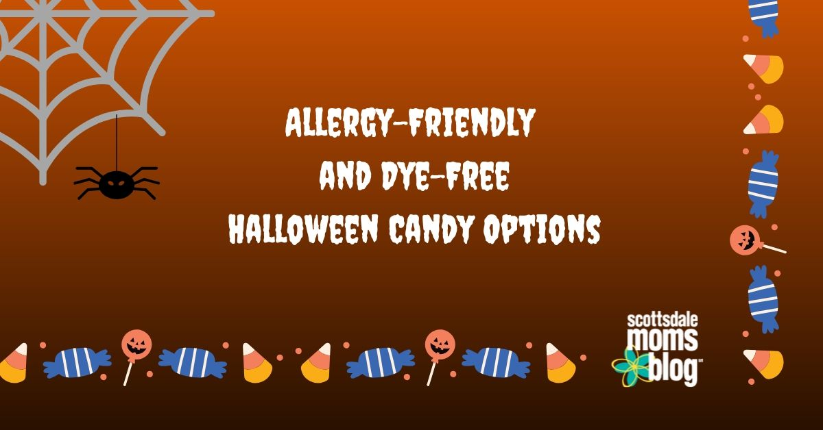 Allergy Friendly And Dye Free Halloween Candy Options