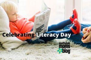 Celebrating Literacy Day