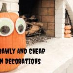 Halloween Decorations: Creepy Crawly and Cheap!