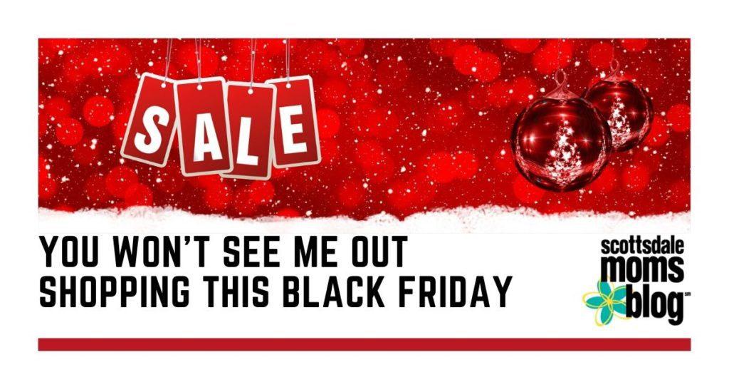 shopping this black friday