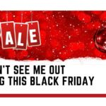 You Won't See Me Out Shopping This Black Friday