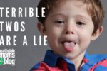 Terrible twos are a lie