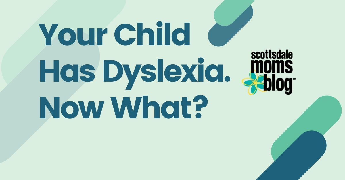your child has dyslexia