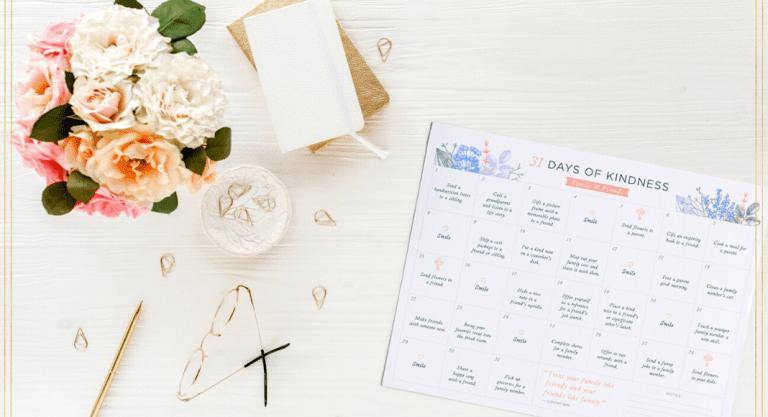 Kindness Calendars