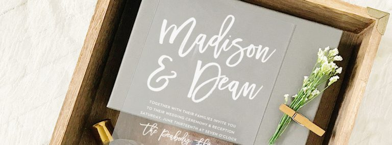 Customizable Wedding Invitation Templates for your Big Day