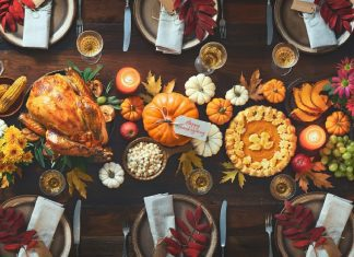 Calm Thanksgiving