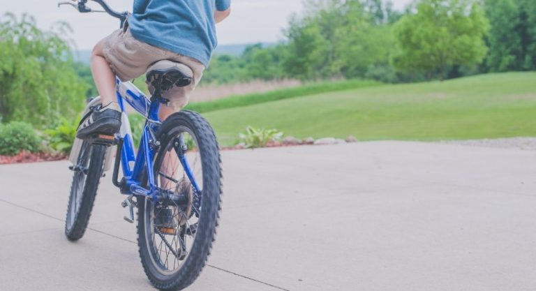Balance Bike to Two Wheels: A Bicycle Riding Success Story