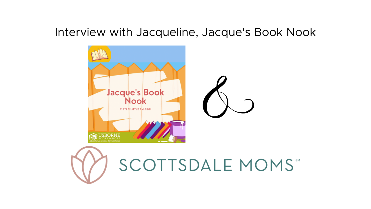 Interview with Jacqueline, Jacque's Book Nook