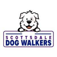 SCOTTSDALE DOG WALKERS LOGO